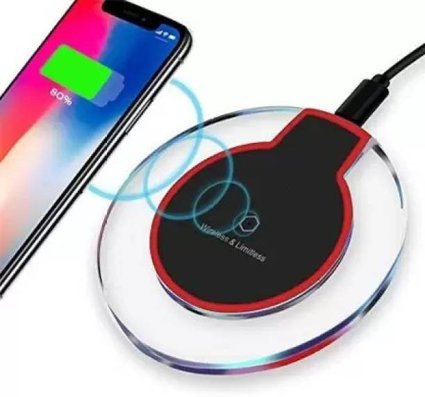 Auto CarFog Wireless Charger Charging Fantasy Pads Car Charger Automatic Clamping with Free USB Data Cable Charging Pad Charging Pad