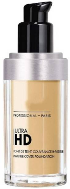 avian Forever ultra HD invisible cover foundation shade (Y235 ivory beige) 30ml Foundation