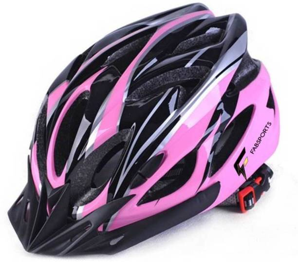 FABSPORTS Bicycle / Bike Helmet with flexible padding for Kids and Adults, Cycling / Skating Cycling Helmet