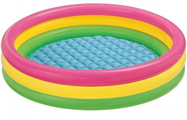 Speoma 3 Ft Bath Tub For Kids Inflatable Swimming Pool