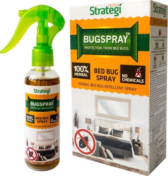 HERBAL STRATEGI Bed Bug Spray