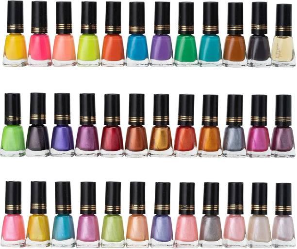 FLIPLOOK FASHION Nail polish Multicolor