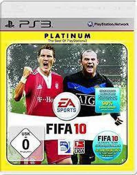 Fifa 10 - platinum For [ PS3 ] (STANDARED)