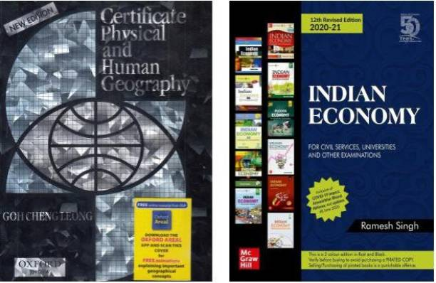 Indian Economy - Certificate Physical And Human Geography