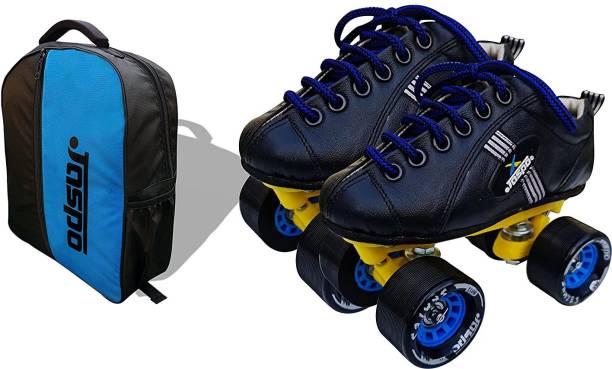 Jaspo Pro-30 Hydra Quad Shoe Skates Quad Roller Skates - Size UK - 3