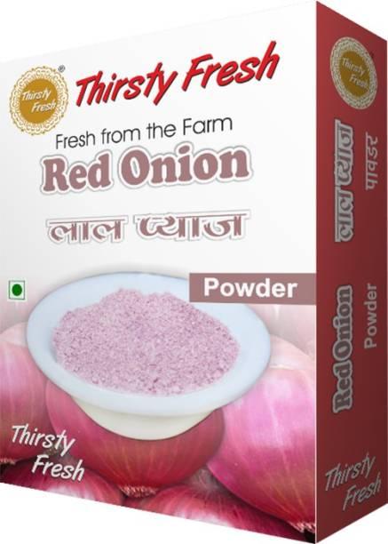 Thirsty Fresh Red Onion Powder - Dehydrated