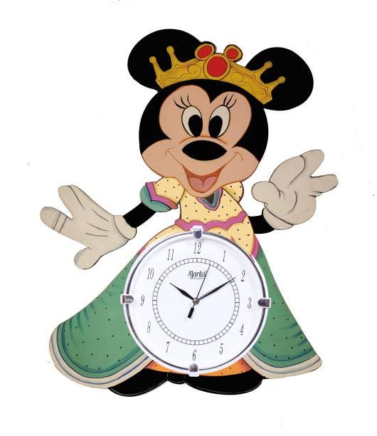 AJANTA Analog 40 cm X 40 cm Wall Clock