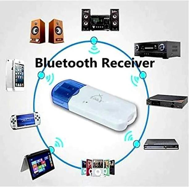 Raj Collections v2.1+EDR Car Bluetooth Device with Adapter Dongle