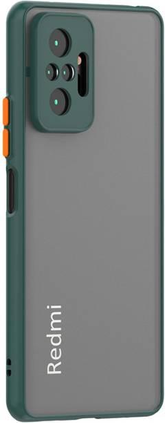 SKIN WORLD Bumper Case for Redmi note 10 pro, Note 10 pro max