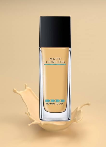 KYRE MATTE+PORELESS LIQUID MATTE FINISH FOUNDATION Foundation