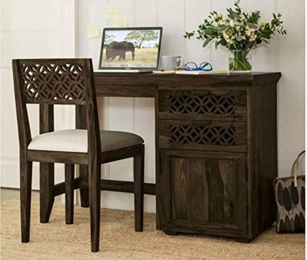 DriftingWood Solid Wood Office Table
