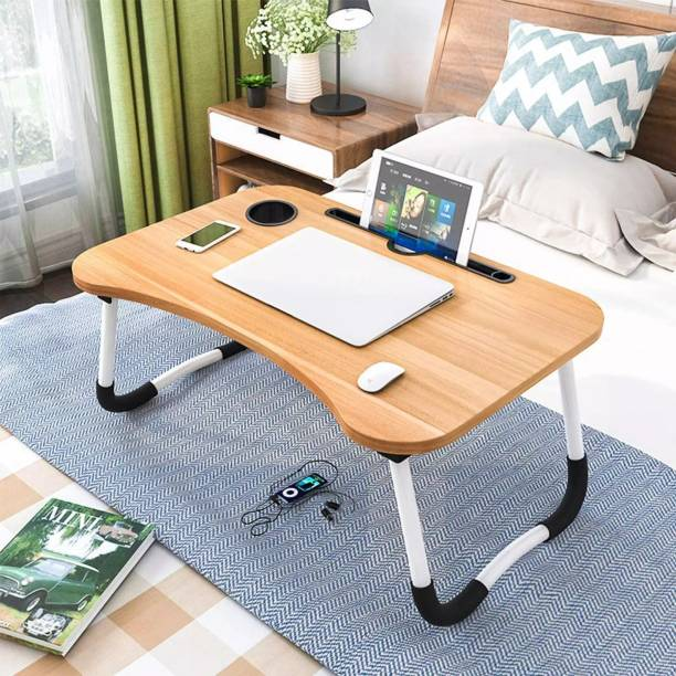 KAIZONE Multipurpose laptop table_001 Wood Portable Laptop Table