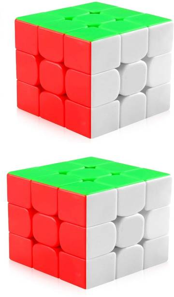 FOX fusion magic cube 3x3 pack of two