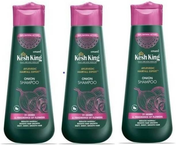 Kesh King onion shampoo