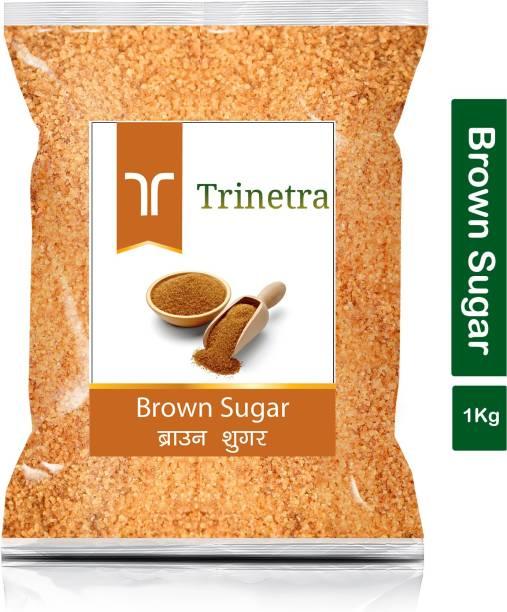 Trinetra Best Quality Brown Sugar 1Kg Sugar