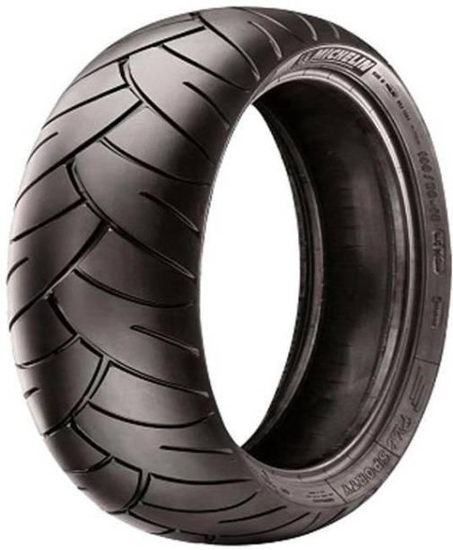 Michellin PILOT SPORTY 140/70-17 66P TUBELESS MOTOR CYCLE REAR Rear Tyre