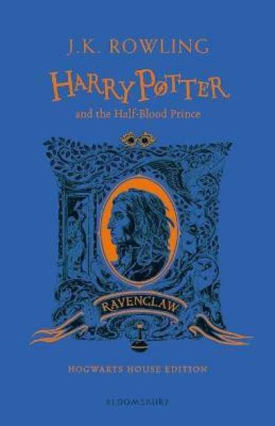 Harry Potter and the Half-Blood Prince – Ravenclaw Edition