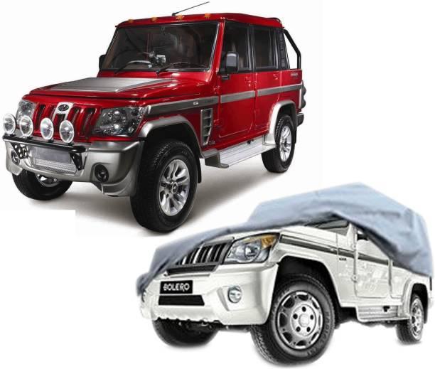 FASTEST Car Cover For Mahindra Bolero (With Mirror Pockets)
