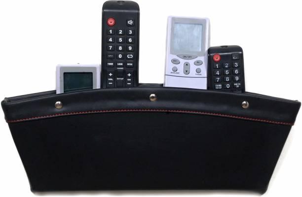 PRO365 1 Compartments PU Leather Remote organizer
