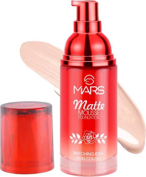M.A.R.S Matte Mousse  Foundation