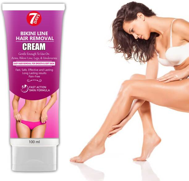 7 Days Hair Removal Cream, Normal Skin Cream Cream
