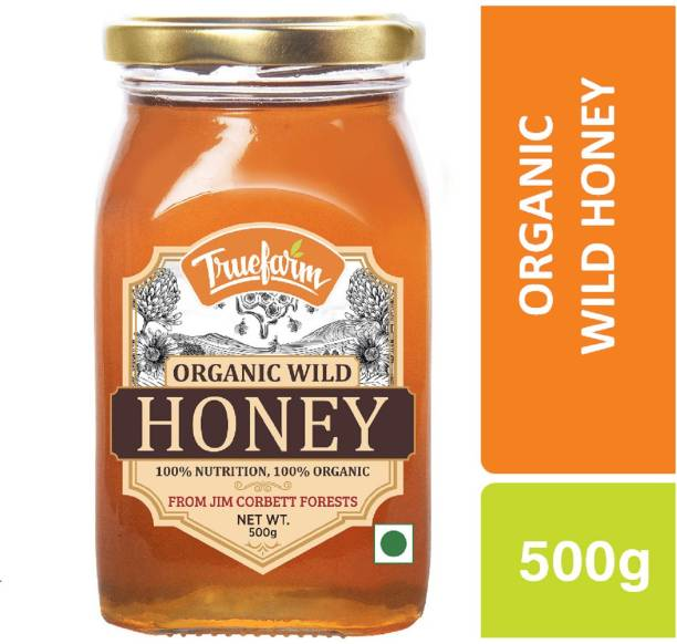 Truefarm Organic Wild Honey