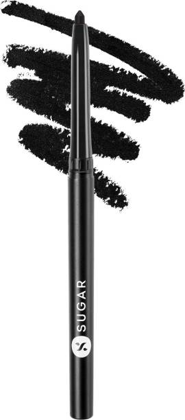 SUGAR Cosmetics Kohl Of Honour Intense Kajal - 01 Black Out Single Blister
