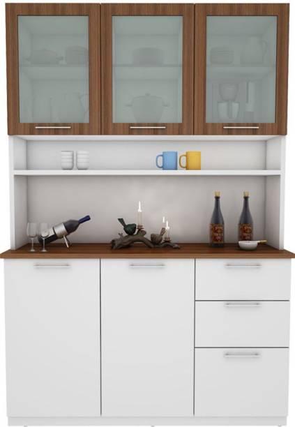 Crockery Unit, Movable Kitchen Cabinets India