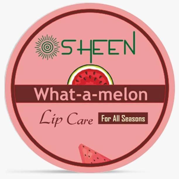 Sheen What-a-Melon Watermelon Lip Care Watermelon (Pack of: 3, 6 g) Watermelon