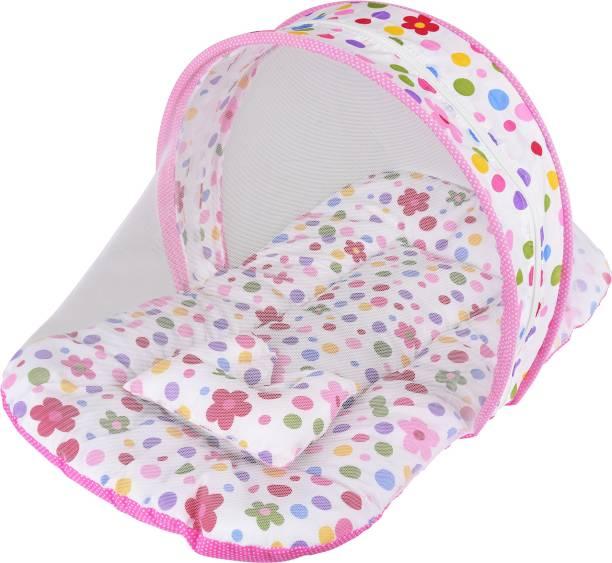 DALUCI Cotton Kids New Baby Mosquito Net