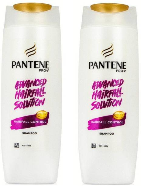 PANTENE Advanced hairfall Solution Hairfall Control Shampoo 2X180ml