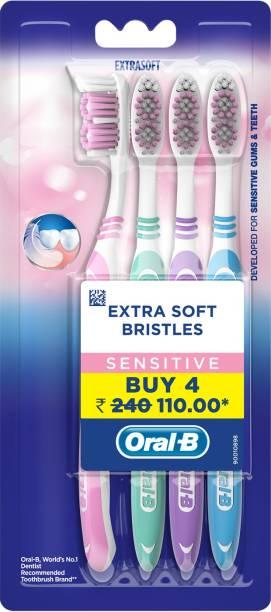 Oral-B Sensitive Whitening Extra Soft Toothbrush
