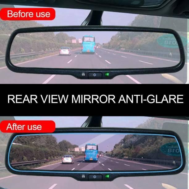 Allure Auto Manual Rear View Mirror, Driver Side For Universal For Car Universal For Car