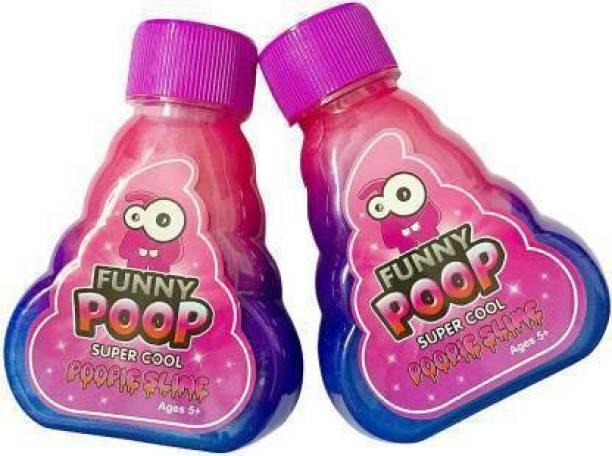 mukume Unicorn Poop Slime for Kids 100 % Safe & Non-Toxic
