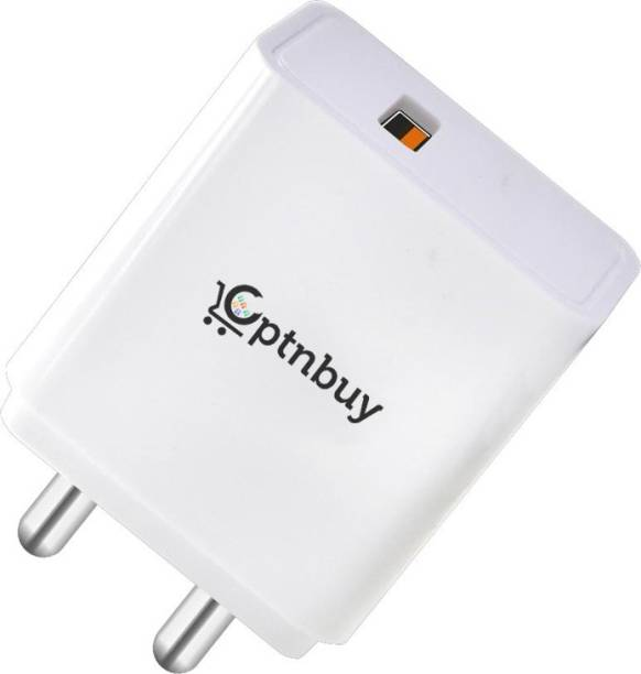 optnbuy FastN 3.0 Quick Charge 22 W 3 A Mobile Charger 22 W 3 A Mobile Charger
