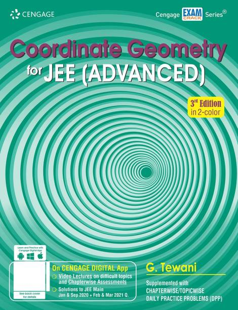 Coordinate Geometry for Jee (Advanced) Third Edition