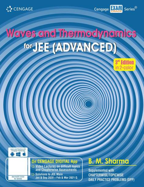 Waves and Thermodynamics for Jee (Advanced) Third Edition