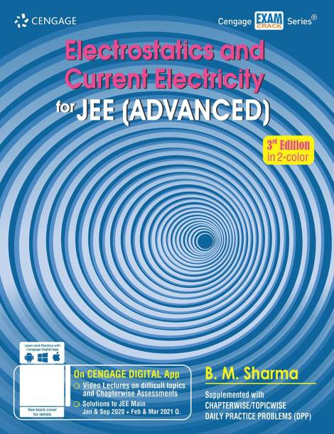 Electrostatics and Current Electricity for Jee (Advanced) Third Edition