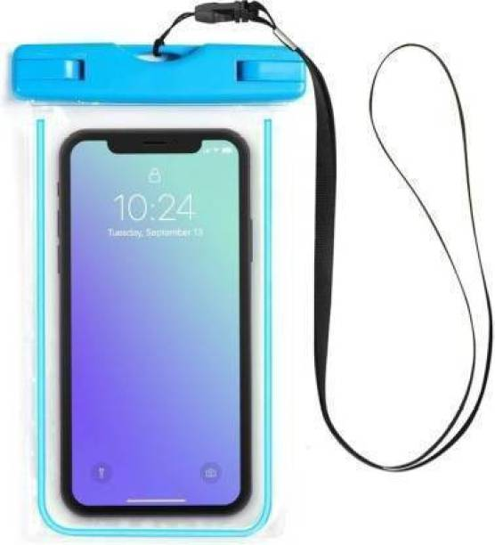 Ruhi Collection Pouch for VONITY waterproof Mobile pouch cover combo, transparent Cell Phonecase, Underwater Rain Pack-1
