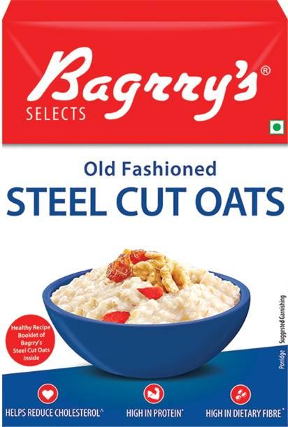 Bagrry's Steel Cut Oats