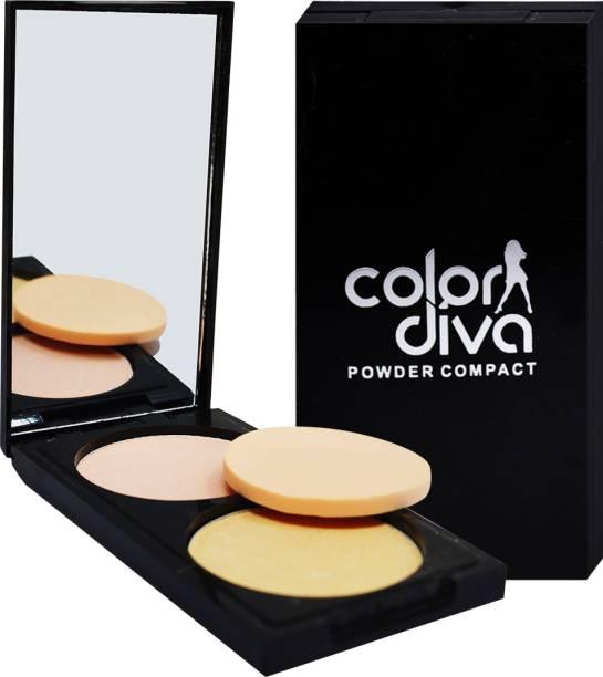 ColorDiva 101 Powder Compact