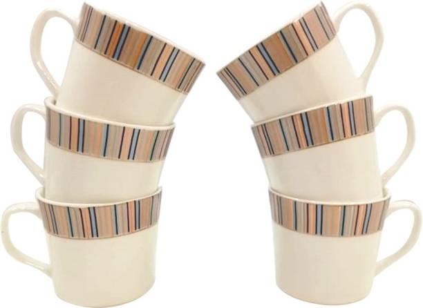 UPC Bone China Premium Quality Fine Bone China Ceramics Coffee Mugs Set