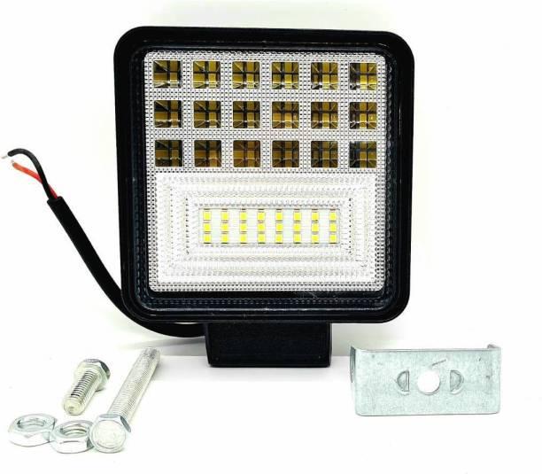 AutoPowerz LED Fog Light for Universal For Bike, Universal For Car