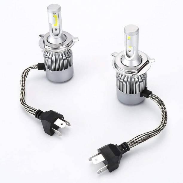 RohanEshop LED Headlight for Maruti Suzuki, Hyundai, Tata, Volkswagen, Mahindra, Honda Universal For Bike