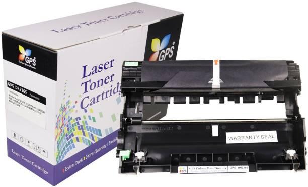 GPS Colour Your Dreams DR 2365 for Brother DR-2365 Drum Unit Compatible Brother HL-L2321D, L2361DN, L2366DW, L2320d, DCP-L2541DW, L2520D, MFC-L2701D, L2701DW Black Ink Toner