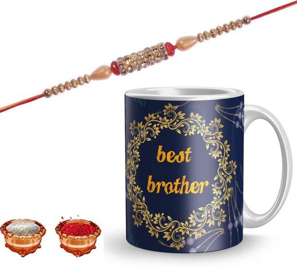 Luvkushcart Bracelet Mug  Set