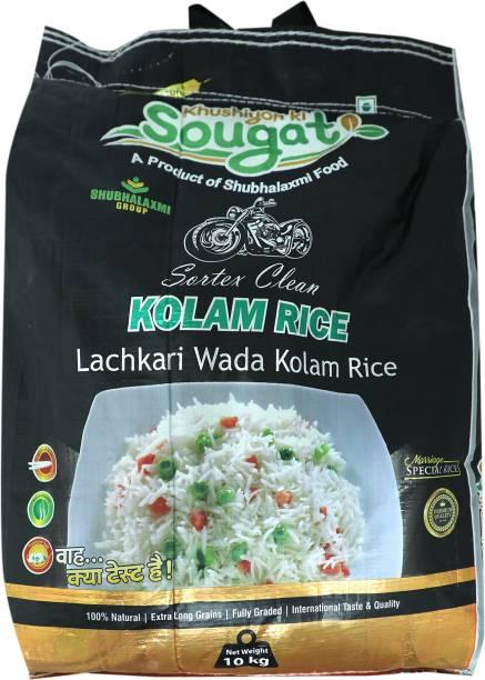 Khushiyon Ki Sougat Lachkari Wada Kolam Rice (Long Grain)