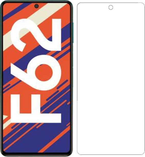 Flipkart SmartBuy Tempered Glass Guard for Samsung Galaxy F62, Samsung Galaxy M51, Samsung Galaxy M62, Samsung Galaxy A71, Samsung Galaxy S10 Lite, Samsung Galaxy Note 10 Lite