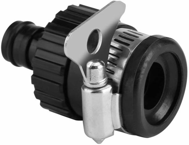 HOKiPO Universal Tap Connector Adapter Hose Pipe Fitting for Kitchen Gardening Car Washing Cleaning Tap Adapter