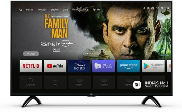 Mi 4A PRO 80 cm (32 inch) HD Ready LED Smart Android TV